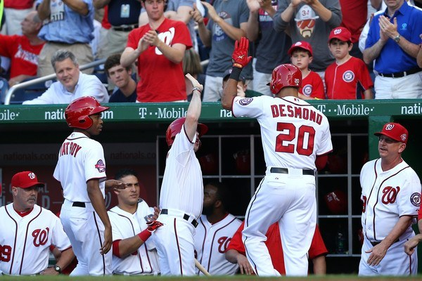 washington national red hot in week 6 national league mlb 2015