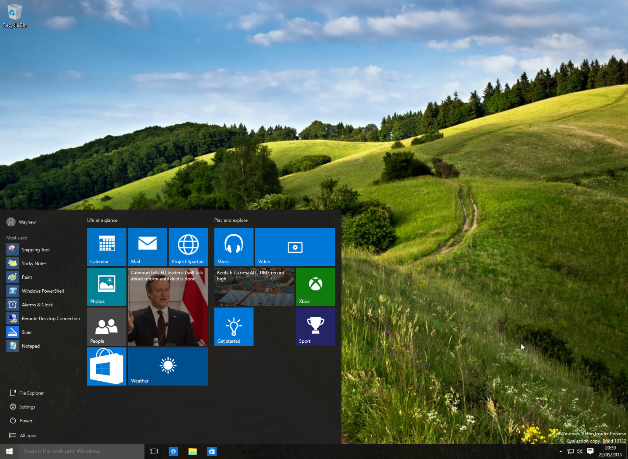 windows 10 helping pc sales intel 2015