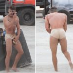 No Butts For Zac Efron