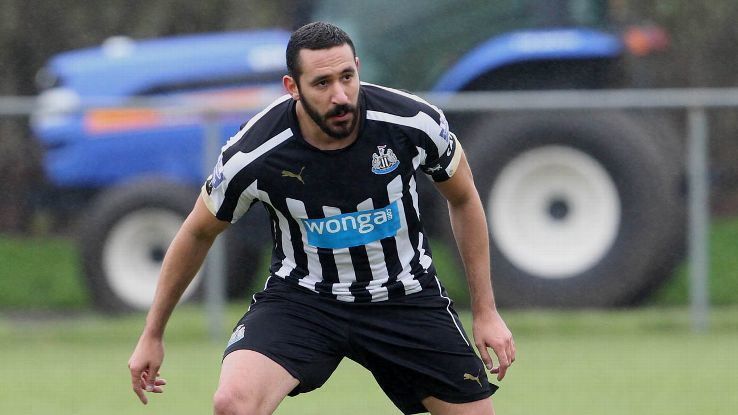 Jonas Gutierrez top man premier league 2015 soccer