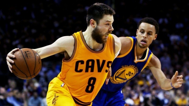 Matthew Dellavedova brings cleveland cavaliers to win nba finals 2015