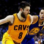 Matthew Dellavedova with steph curry weak link in nba finals 2015