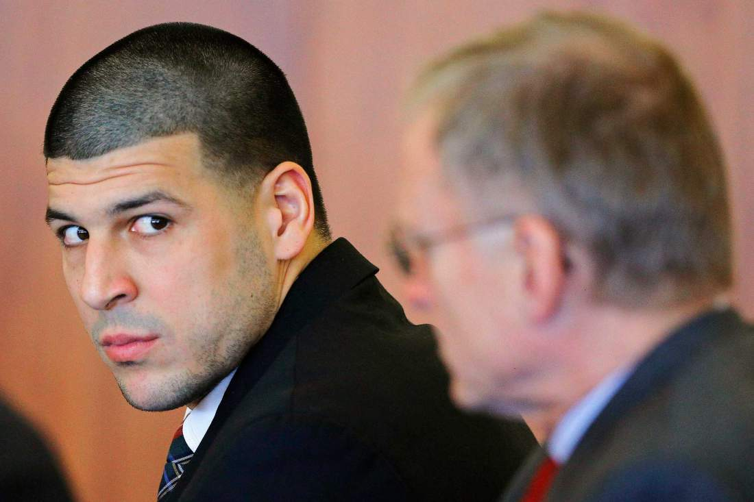 aaron hernandez lawyers pushing to overturn murder conviction images 2015
