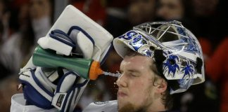 andrei vasilevsky lightning lose to blackhawks stanley cup finals 2015