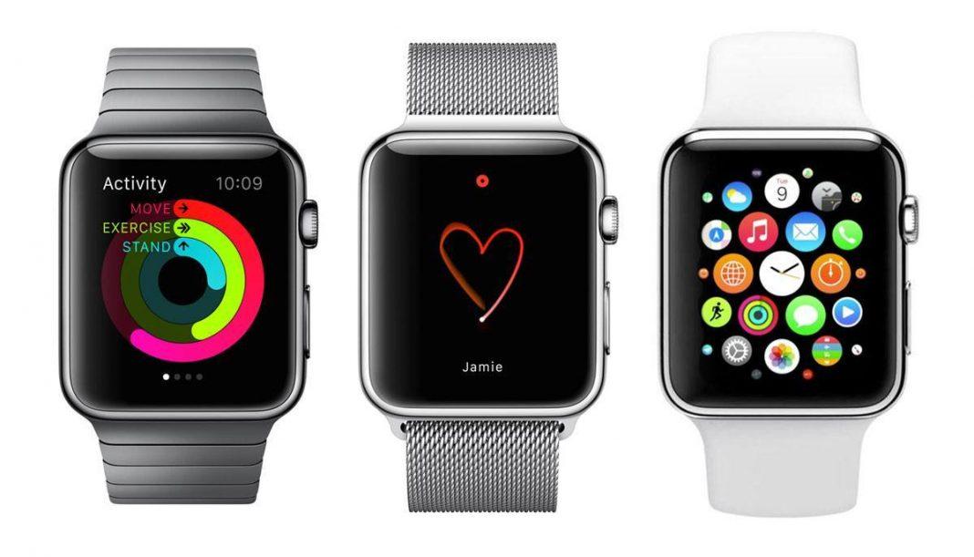 apple watch data 2015
