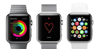 apple watch data 2015