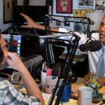 barack obama irony with word nigger on mark maron podcast 2015