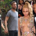 beyonce jay z knocked off forbes by taylor swift calvin harris 2015 gossip