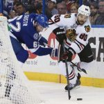 blackhawks beat lightning stanley cup finals 2015