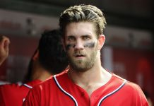 bryce harper sexy national league nationals winner mlb 2015