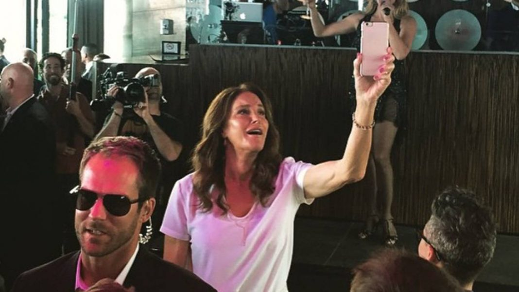 caitlyn jenner at nyc pride event 2015 images
