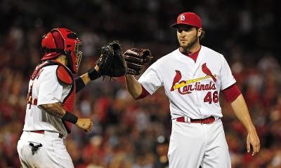 cardinals continue winning despite hack national league 2015
