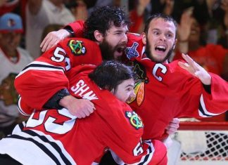 chicago blackhawks beat lightning for 2015 stanley cup finals