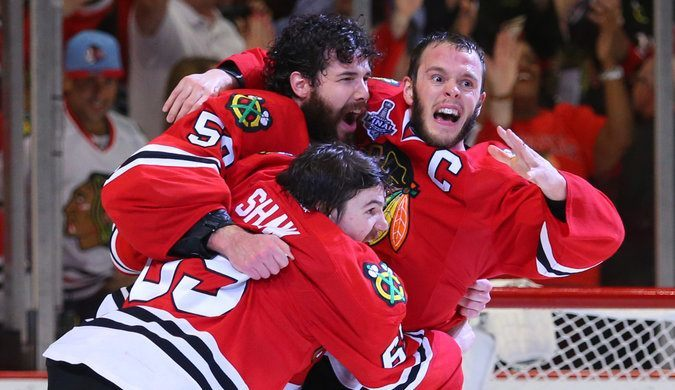 chicago blackhawks stanley cup 2015 winners
