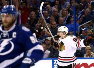 chicago blackhawks considered underdogs against lightning 2 stanley cup finals 2015