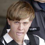 Dylann Storm Roof church killer 2015