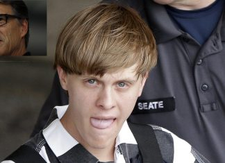 Dylann Storm Roof finds supporter with rick perry 2015 images