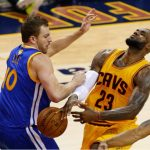 golden state warriors beat cleveland cavaliers nba finals 2015