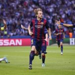 ivan rakitic signing of soccer season 2015 champions league