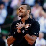 jo wilfried tsonga beats kei nishikori 2015 french open