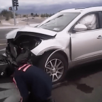 jon jones hit and run images 2015 mma
