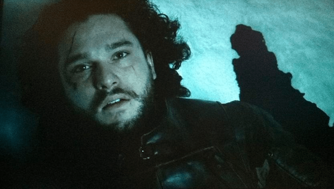 jon snow stabbed to death game of thrones finale 2015