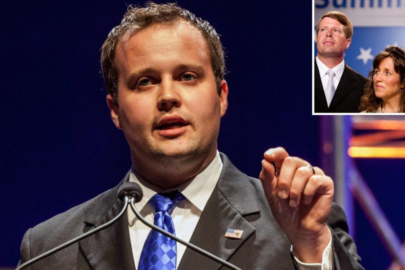 josh duggar preaching with family entitlement 2015