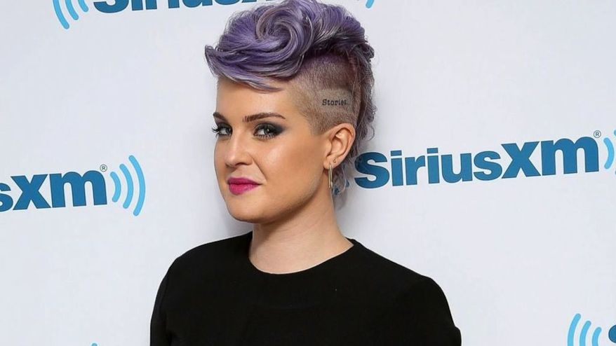 kelly osbourne suvives spider bite 2015