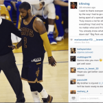 Cleveland Cavaliers Finish 2015 NBA Finals Without Kyrie Irving