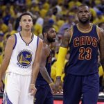 lebron james wins cavaliers game against warriors nba finals 2015