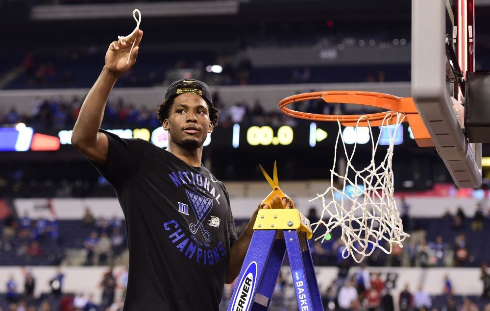 Miami Heat Shakes NBA Up With Justise Winslow Draft Steal ...