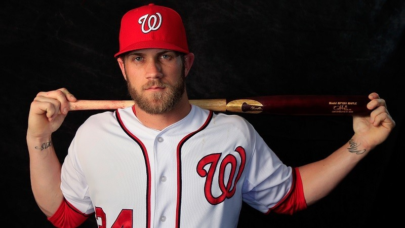national league all star team 2015 bryce harper 2015
