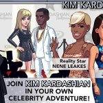 nene leakes on kim kardashians hollywood game 2015