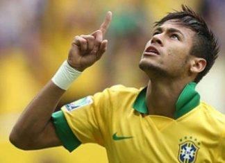 neymar receives four match international ban 2015 soccer