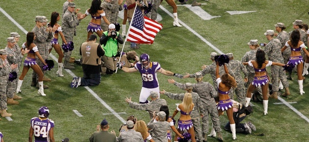 nfl salute to service campaign cost to taxpayers 2015