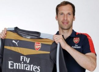 petr cech seals arsenal move soccer 2015