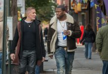 Power 50 cent walking with white bulge man starz no friend on the streets 2015