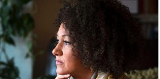 rachel dolezal using race card when convenient 2015 images