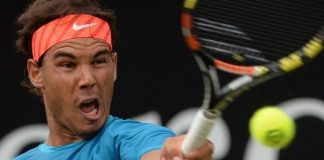 rafael nadal comes to life at mercedes cup gael monfils 2015