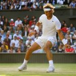 rafael nadal playing on grass courts 2015