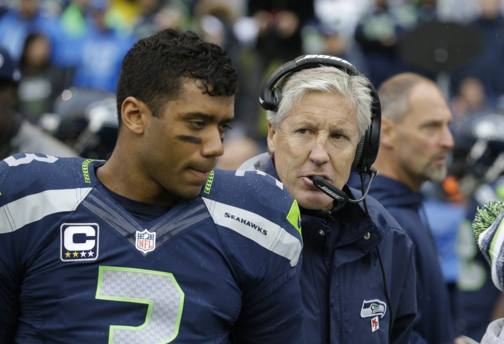 russell wilson contract negotiations continue for seahawks 2015 nfl