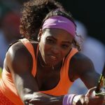 Serena Williams vs Lucie Safarova: 2015 French Open Roland Garros