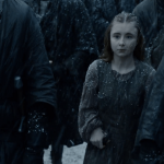 shireen game of thrones burned at stake dragons 2015