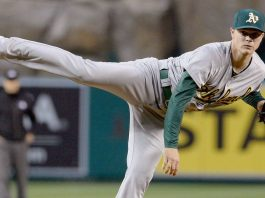 sonny gray cy young award winner 2015 images