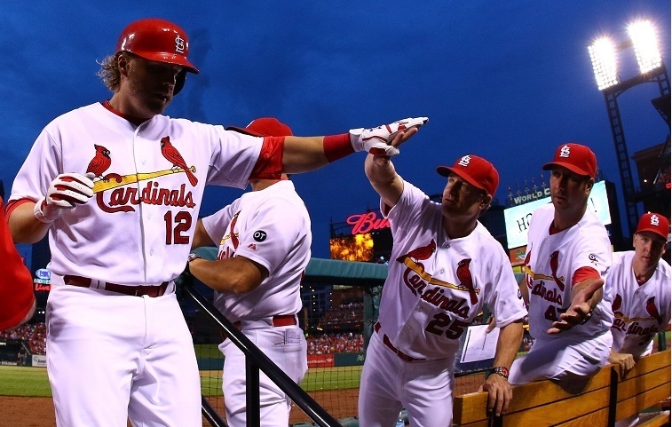 st louis cardinals top spot week 9 mlb 2015