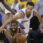 steph curry working balls for warriors vs cavaliers nba finals 2015