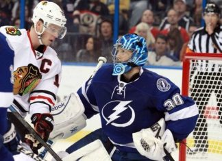 tampa bay lighting tie up blackhawks game 2 stanley cup finals 2015