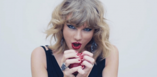 taylor swift apple letter
