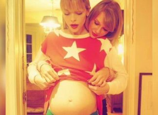 taylor swift baby shower for jaime king 2015 gossip