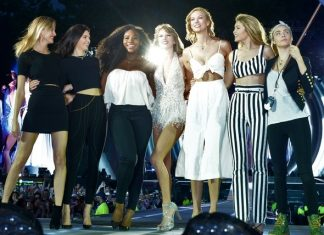 taylor swift hyde park show 2015 gossip